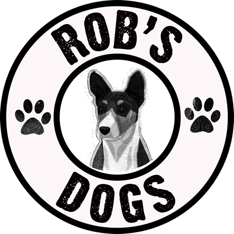 Rob's Dogs logo